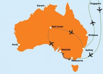 australien-map